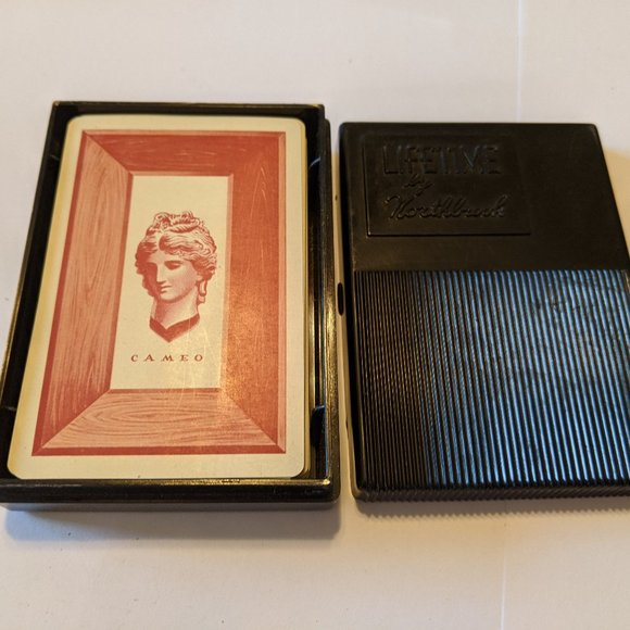 Playing Cards Vintage Deck Lifetime by Northbrook